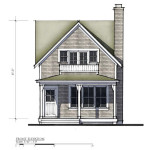 Raycroft 2BR Elevation View