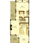Haigis 3 First Floor Plan (Option 1)