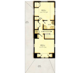 Haigis 3 Second Floor Plan (Option 2)